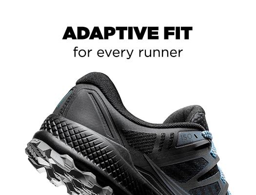 Adaptive Fit for every runner