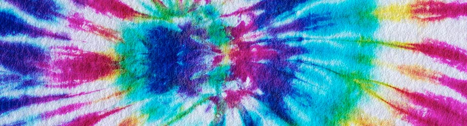 Tie Dyed colorful background