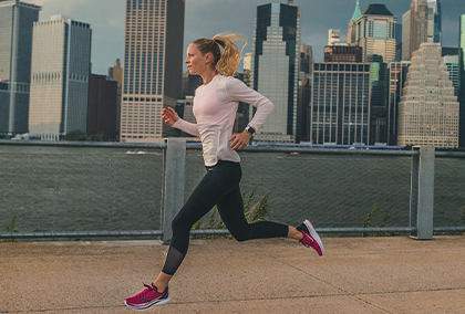 How I went from couch to a half marathon in five months