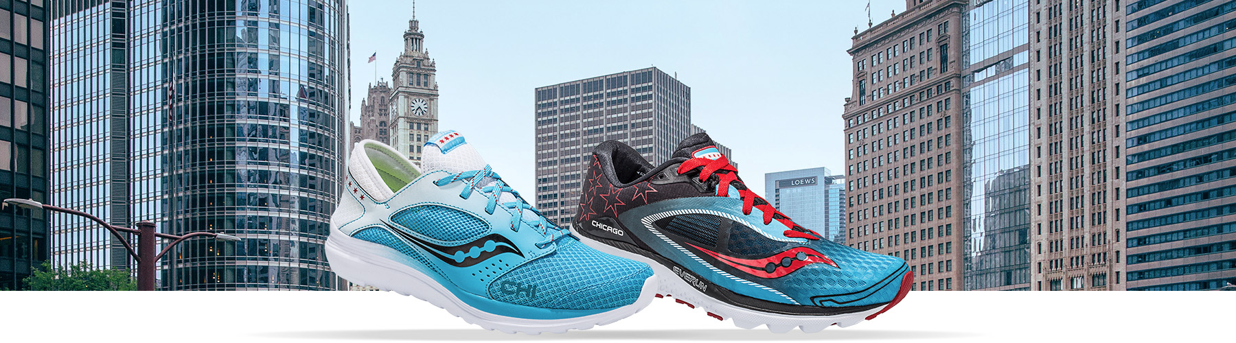 The Chicago Pack - A limited edition collection inspired by the Windy City