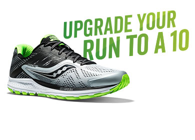 Upgrade Your Run to a 10 - Shop the Ride 10