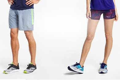 Saucony - 25% off Shorts