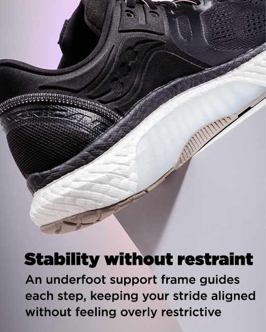 Stability without restaint