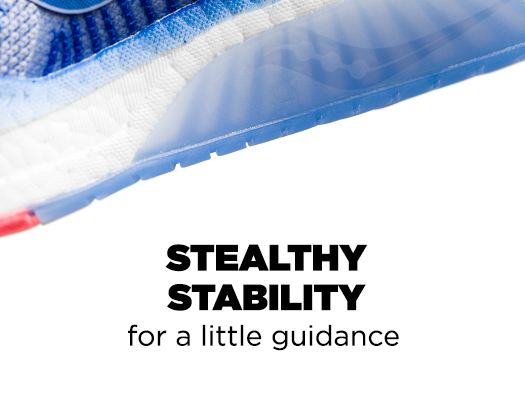 Stealthy Stability for a little guidance