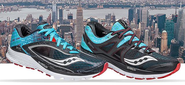 NYC Marathon Pack + Guide Triumph Slider  984032032336
