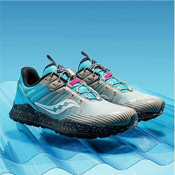 Saucony Mad River 2 Water.