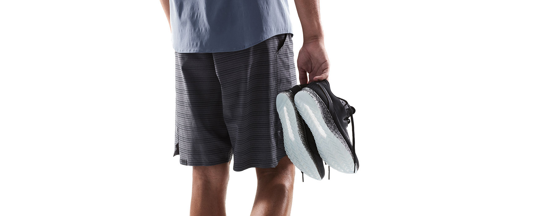 Men's Fearless Woven Short, Freedom ISO