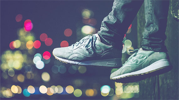 Lifestyle Running Shoes   Saucony