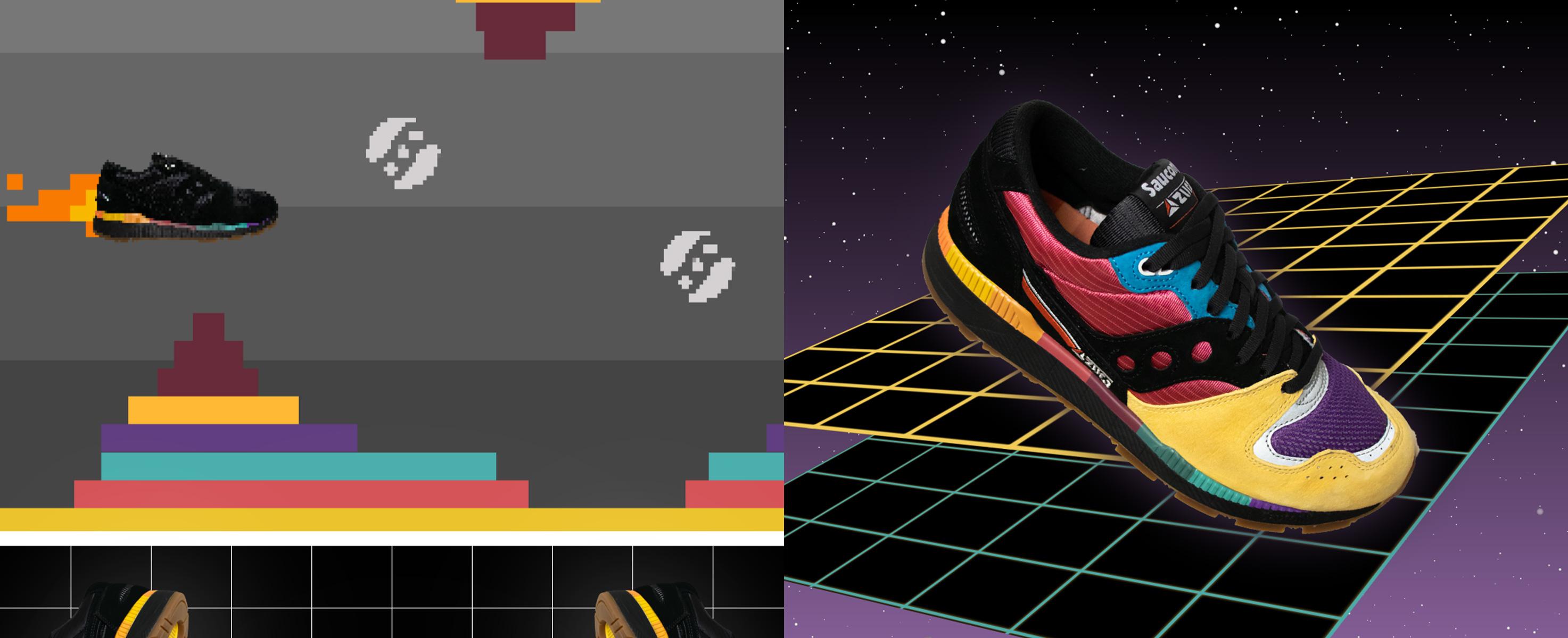 Retro Sneakers \u0026 Running Shoes