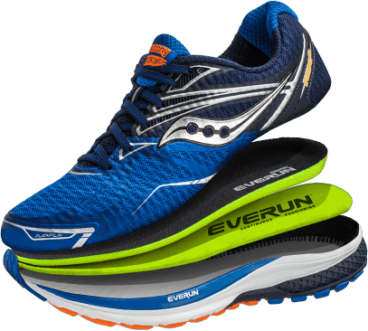 4f9643ad6de3 Ride 9 with EVERUN from Saucony