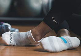 Free Socks with any full-price shoe purchase while supplies last.