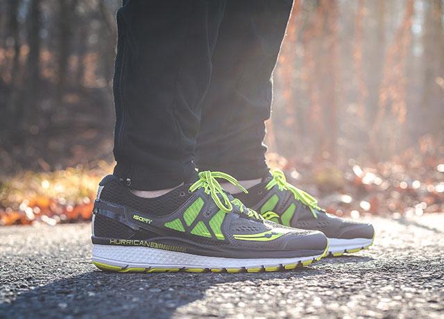 61862f4e Men's Hurricane ISO 3 - Running Shoes | Saucony