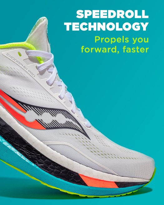 SPEEDROLL Technology propels you forward, faster