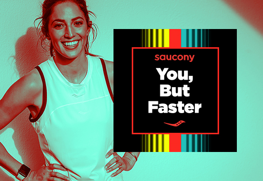 You, but faster.