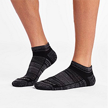 Inferno Merino Wool Blend Low Cut 3-Pack Sock