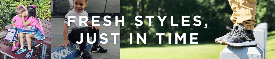 Fresh Styles, Just In Time