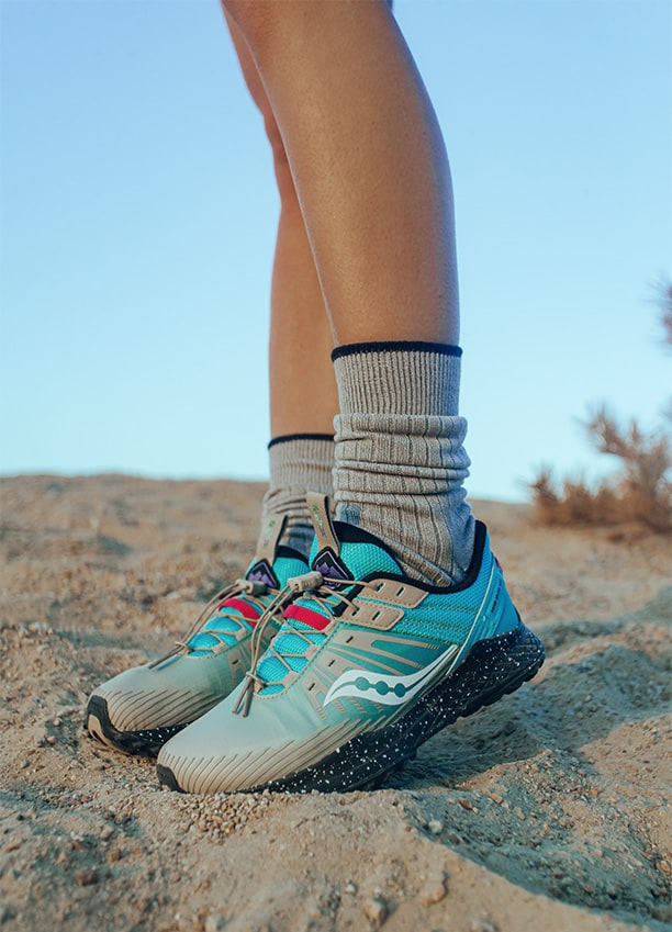 Saucony Astrotrail Water - Mad River 2.