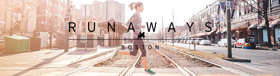 Saucony Runaways Boston Gear