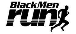 Black Men Run Logo