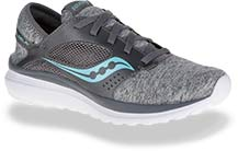 Chevron Gray Running Shoes