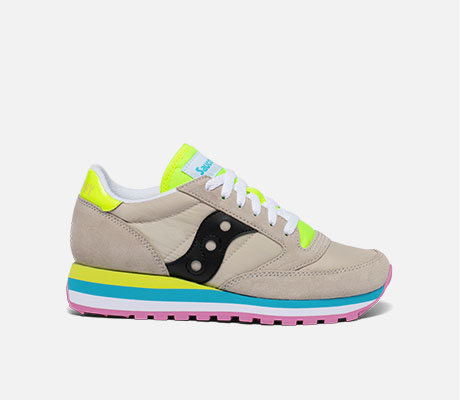 Saucony Abstract Jazz Triple.