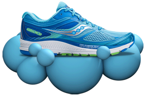 Guide 10 with Everun Continuous Cushioning