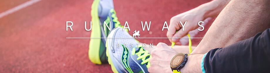 Saucony Runaways Boston Gear