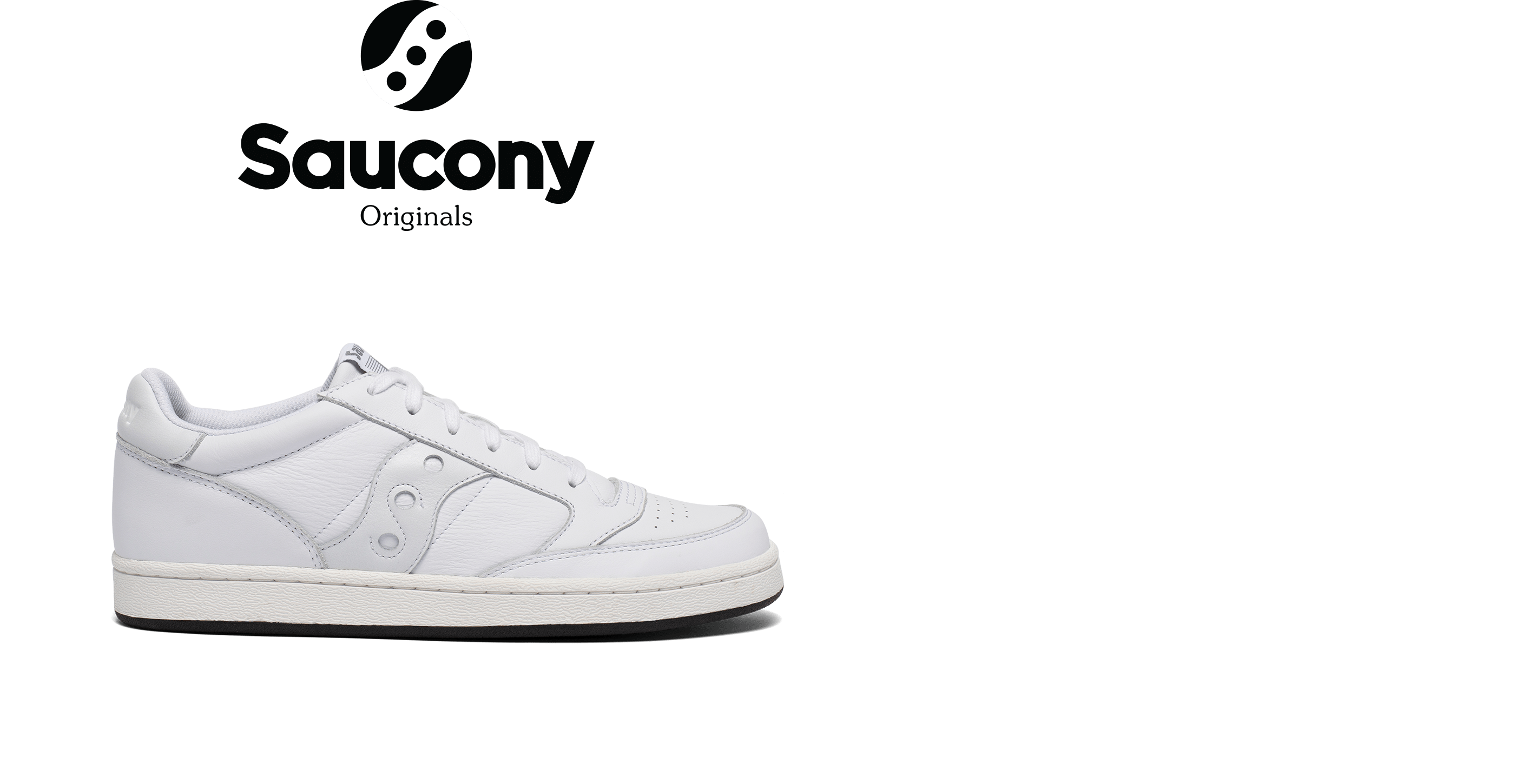 Saucony Jazz Court Shoe.