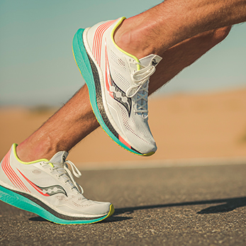 Our fastest shoes. Your best times.