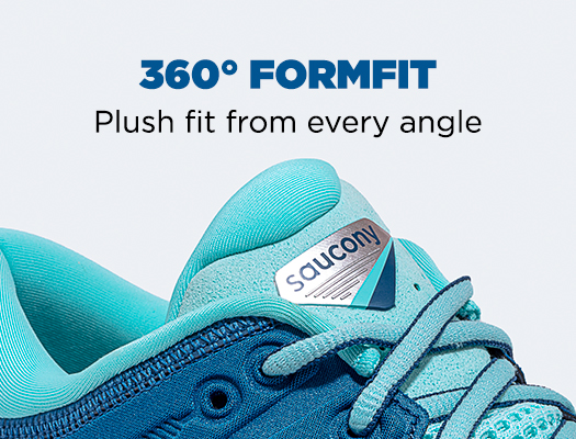 360 FORMFIT. Perfect fit from every angle.