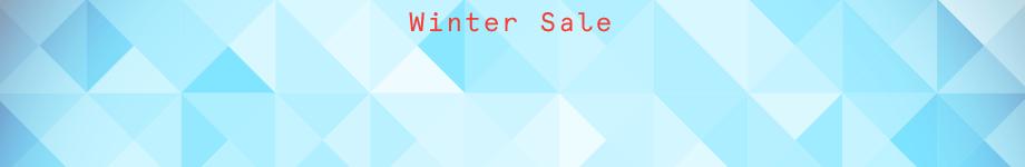 Winter Sale.