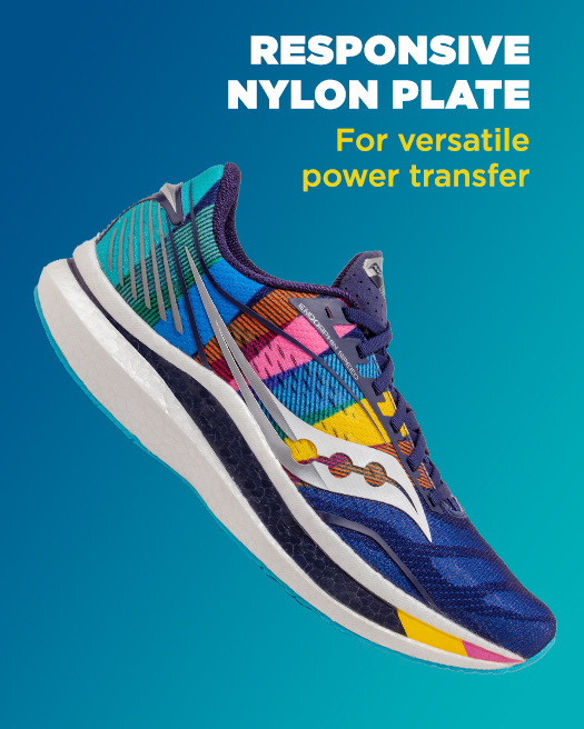 Responsive nylon plate for versatile power transfer